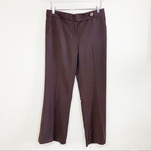 Tory Burch brown trousers